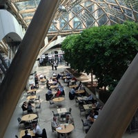 Photo taken at Portcullis House by Alastair C. on 7/16/2013