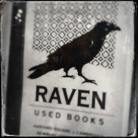 Photo taken at Raven Used Books by Al B. on 7/31/2013