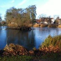 Photo taken at Clapham Common by Gary W. on 12/2/2012