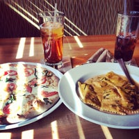 Photo taken at California Pizza Kitchen at Tempe Marketplace by Yvonne Z. on 5/5/2013