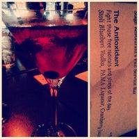 Photo taken at Amuse Wine Bar by Kenji H. on 4/19/2013