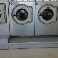 Photo taken at Magazine St. Laundromat by tommee ♠. on 1/17/2013