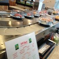 Photo taken at Sushi Sakura by Matthew M. on 1/27/2013