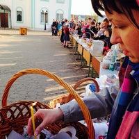 Photo taken at Знаменский храм by Anastasia 🌸 on 4/19/2014