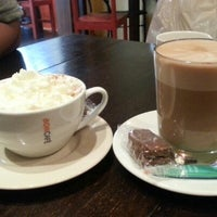 Photo taken at Coffee Arthit by Tabby R. on 1/13/2013