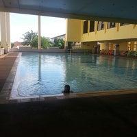 Photo taken at Kan Ari Sport Club by Ann a. on 5/15/2014