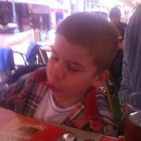 Photo taken at Trattoria Étterem/Restaurant by dénes b. on 9/16/2012