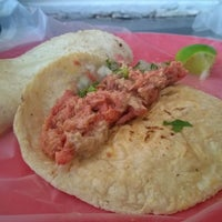 Photo taken at Tacos Charlie by LU M. on 6/13/2014