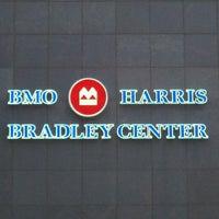 Photo taken at BMO Harris Bradley Center by Cedar B. on 3/30/2013