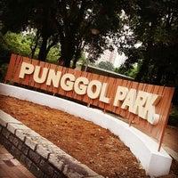 Photo taken at Punggol Park by Tan S. on 6/3/2016