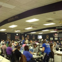 Photo taken at Cave Run Bingo Hall by Bill R. on 10/12/2012