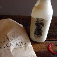 Photo taken at Anthony's Cookies by Tiffani B. on 3/26/2014