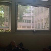 Photo taken at Facultad de Humanidades UASD by Laura A. on 4/15/2016