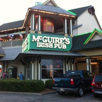 Photo taken at McGuire's Irish Pub of Destin by Sabrina S. on 5/20/2013