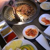 Photo taken at Gen Korean BBQ House by Geoff C. on 4/26/2013