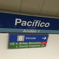 Photo taken at Metro Pacífico by KT M. on 10/2/2015