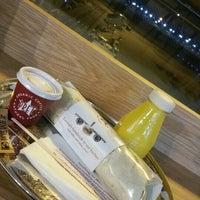 Photo taken at Pret A Manger by Nikica 🌸 A. on 1/16/2016