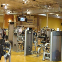 Photo taken at Gold's Gym by Gold's Gym on 2/3/2014