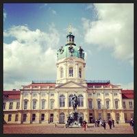 Das Foto wurde bei Schloss Charlottenburg von Katya L. am 7/11/2013 aufgenommen