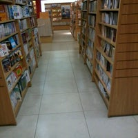 Photo taken at Gramedia by rindy y. on 8/13/2012