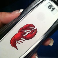 Photo taken at Red Lobster by Yoscary T. on 3/4/2012
