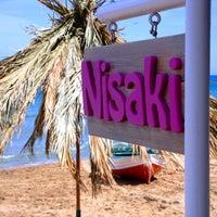 Photo taken at Nisaki Beach Cafe by Nisaki Beach Cafe on 2/4/2014