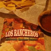 Photo taken at Los Rancheros by JohnnyCRSr on 6/15/2013