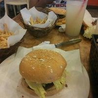 Photo taken at Bite Club Grilled Burger by Geraldine T. on 6/6/2015