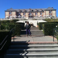 Photo taken at Domaine Carneros by Adam C. on 10/9/2012