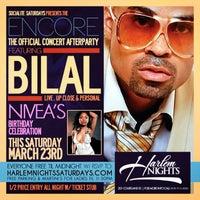 Photo taken at Harlem Nights Lounge by Raleigh J. on 3/21/2013