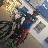 Photo taken at Fahrradzentrum Willner by Joerg on 3/14/2014