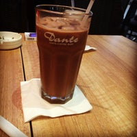 Photo taken at Dante Coffee by Monti S. on 5/14/2015