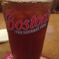 Photo taken at Boston's by Ivan N. on 1/10/2013