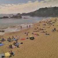 Photo taken at Praia de Espiñeiro by Jesus P. on 9/16/2012