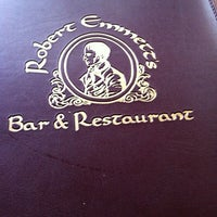 Photo taken at Robert Emmet's Restaurant by Colleen F. on 3/22/2013