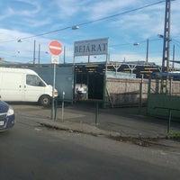 Photo taken at Bosnyák téri piac by Szűcs A. on 9/19/2016