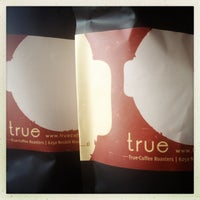 Photo taken at True Coffee Roasters by Sarah on 7/14/2013