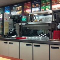 Photo taken at Arby's by Bob B. on 12/1/2012