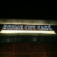 Photo taken at Prime Cut Cafe and Wine Bar by SkipperLarry on 1/16/2013