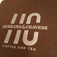 Photo taken at Hubbard & Cravens Coffee and Tea by John B. on 2/4/2013