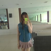 Photo taken at Field Residences Lobby by Sweet Grace G. on 7/21/2013