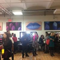 Photo taken at Inglot Cosmetics by Jahayra_NYC on 12/15/2014