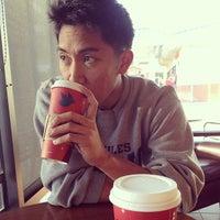 Photo taken at Starbucks by Gabe D. on 1/1/2013