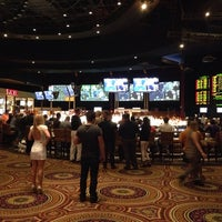 Photo taken at Sports Book Bar by George Z. on 9/29/2014
