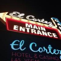 Photo taken at El Cortez Hotel & Casino by George Z. on 7/24/2013