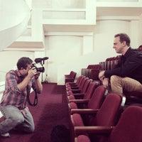 Photo taken at Wertheim Performing Arts Center by Joel D. on 9/19/2014