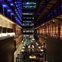 Photo taken at InterContinental Melbourne The Rialto by Luke S. on 6/7/2013