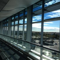 Photo taken at T.F. Green Airport (PVD) by Daddy F. on 11/3/2012