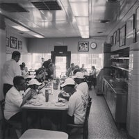 Photo taken at Lafayette Coney Island by Jean-Francois L. on 6/22/2013