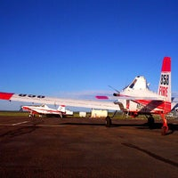 Photo taken at Show Low Airport by Eric N. on 5/29/2013
